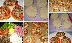 NapadyNavody.sk | Super rýchle pizza žemle za 20 minút