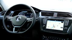 VW Tiguan 2016 Interior