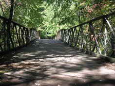 Rumble Bridge at Irvine Park in Chippewa Falls, WI   Flickr