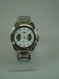 Altav's TEC Metal watch #durban #southafrica #watches #fashion Gold Watch, Rose Gold, Watches, Metal, Silver, Accessories, Fashion, Wrist Watches, Moda