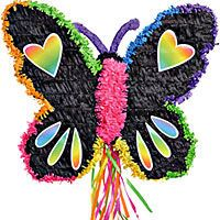 Neon Doodle Pinatas - Pinatas, Candy & Party Favors - Party City
