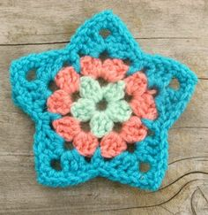 The Granny Star Pattern has been released in my Etsy Pattern Store . Its a super easy pattern, suitable for beginners and experts ...