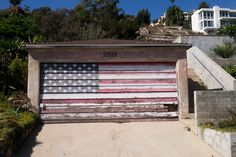 New Americana New Americana, Vintage Soul, Garage, Outdoor Decor, House, Carport Garage, Home, Garages, Homes