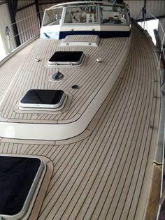 plastic teak decking boats pontoon boat fencing material
