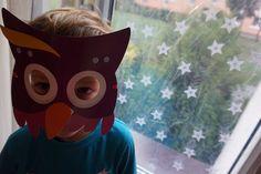 kreatywnyMaks: Przedszkolne okno