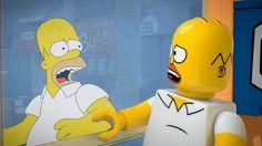 """Simpsons """"Brick Like Me"""""""