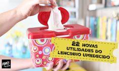 76e0283154b 22 Novas Utilidades dos Lencinhos Umedecidos de Bebê