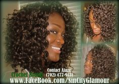 Crochet Braids, InterLocking Braids, Latch Hook Braids, Protective ...