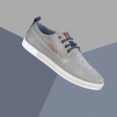 Bullboxer | Lookbook | Men SS17 | Sneaker Fabric Grey