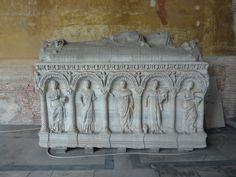 Camposanto di Pisa. Monumental Cemetery