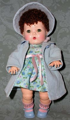 ~ 'Tiny Tears' Doll ~ (1954) Is this her original dress? If not what doll did it belong to?