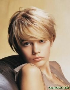 latest short hairstyles Short Straight Hairstyles 2014