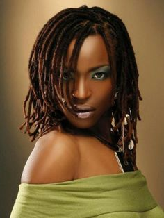 Black women with natural hairstyles