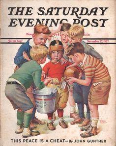 The Saturday Evening Post November 27 1937
