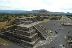 Teotihuacan, Mexico - Click image to find more Travel & Places Pinterest pins
