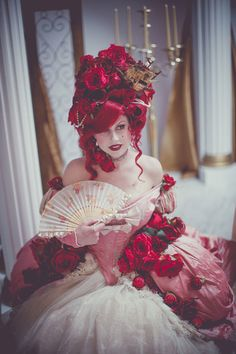 Disney Character Cosplay Disney Fans Put Together a Stunning Rococo Princess-Inspired Photoshoot Disney Cosplay, Disney Costumes, Pixar, Rococo Fashion, Disney Dresses, Best Cosplay, Awesome Cosplay, How To Make Light, Marie Antoinette