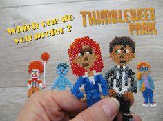 Thimbleweed Park Characters