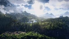 The Witcher 3 The Wild Hunt E3 2013 Trailer 1 Wallpaper