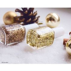 You can never have too much glitter for the new year.