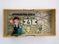 mano kellner, art box nr 336, nummer 41 - weg!