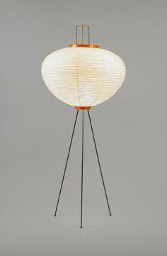 Si les lampes à poser papier Caravane n'existent plus ? © SENTOU - NOGUCHI Lamp