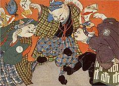 Bakeneko dance