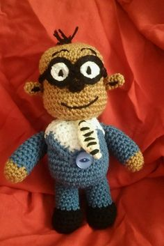 penfold plushie by bootneckbabies on Etsy