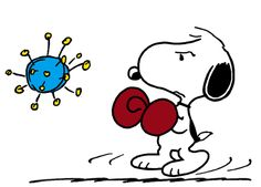 Snoopy Fighting The Coronavirus Charlie Brown Y Snoopy, Snoopy Und Woodstock, Snoopy Comics, Snoopy Images, Snoopy Pictures, Paz Hippie, Snoopy Wallpaper, Thanksgiving Wallpaper, Snoopy Quotes