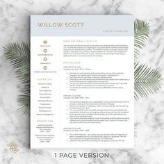 193 best Professional Resume Templates images on Pinterest | Resume ...