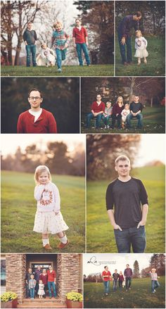 Fall Family Sneak Peeks | North Oaks, Minnesota Child & Family Photographer | mQn Photography