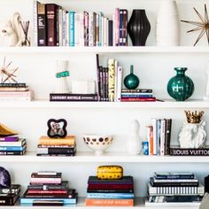 """theglitterguide: """"Today check out the glamorous NYC home of @corrimcfadden of…"""