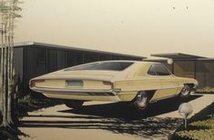 Jack Carroll  1967 Rebel coupe designs