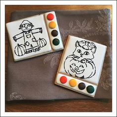 PYO Paint Your Own Cookie tutorial                                                                                                                                                                                 More