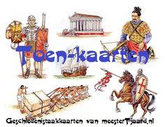 Toen-kaarten (over Geschiedenis) - www.meestertjaard.nl/taakkaarten