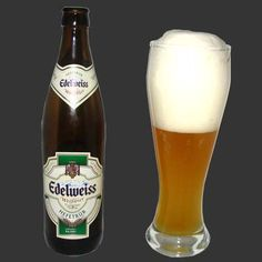 This is the beer Josh fell in love with in Austria