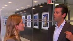 NBC News' Katy Tur speaks with Donald Trump, Jr., who says his father has narrowed down his potential VP picks to 3 people, and that he will likely make a running mate decision on Thursday. Katy Tur, Donald Trump Jr, Nbc News, Search, People, Searching, People Illustration, Folk