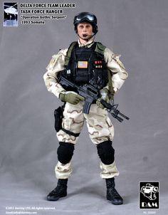 DAM - Delta Force Team Leader - Task Force Ranger