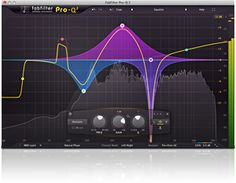 FabFilter Pro-Q 2 - Equalizer Plug-In