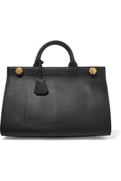 Shop on-sale Anya Hindmarch Ephson leather tote. Browse other discount designer Totes & more on The Most Fashionable Fashion Outlet, THE OUTNET.COM