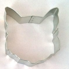 Cat Cookie Cutter great for needlefelting ornaments by wildethyme