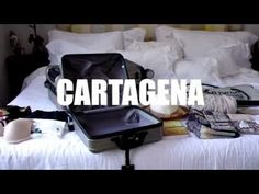 Projeto 60 anos - Mala de bordo Cartagena