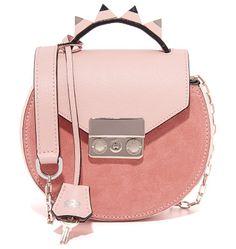 a8189cf823e Carol cross body bag by Salar. A petite Salar handbag crafted in a tonal mix