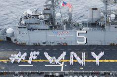 Royal Canadian Navy ships join New York Fleet Week | Naval Today