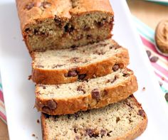 Peanut Butter Chocolate Chip Banana Bread . . . .the end. Ok, not really. But I could just end with that because this bread is so good. It's the best of so many worlds . . . Banana Bread✅ Peanut Butter✅ Chocolate Chips✅ Combine those three fabulous things together and you have yourself one...Read More »