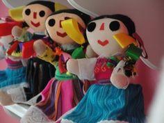 Mexican dolls
