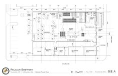 open floor plan brewery - Google Search