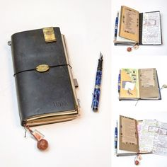 What are your core values? What are the areas of your life that you focus on? What are frequent practices and habits of mind that help you feel joyful? Leather Travel Journal, Habits Of Mind, Crafty Fox, Hobonichi, Book Binding, Travelers Notebook, Midori Traveler, Journal Inspiration, Book Art
