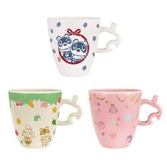 Ichiban Kuji is going to have an adorable Animal Crossing kuji game! The kuji will come with amiibo figurines as well as many different items such as pillows, teapots, plates, and more! Animal Crossing Villagers, Animal Crossing Pocket Camp, Animal Crossing Game, Ac New Leaf, Custom Mugs, My Animal, Funny Animal, Nerdy, Cute Animals