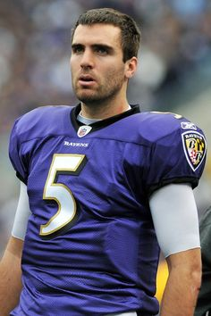 Joe Flacco Baltimore Ravens | Joe Flacco is one of the hottest quarterbacks in the NFL!