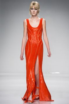 Atelier Versace Spring 2016 Couture Fashion Show   http://www.vogue.com/fashion-shows/spring-2016-couture/atelier-versace/slideshow/collection#42  http://www.theclosetfeminist.ca/